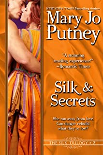 Silk and Secrets (The Silk Trilogy Book 2)