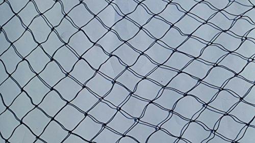 Mixtrader Netz, Anti-Vogel, Garten, Teich, landwirtschaftlicher Schutz, kein Kunststoff, 30x 30mm Maschen