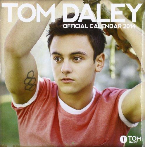 Tom Daley Official 2014 Calendar by Pyramid...
