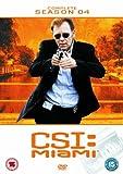 CSI: Crime Scene Investigation - Miami - Complete - Season 4 [UK Import] - David Caruso
