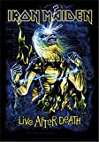 Global Merchandising Iron Maiden Flag Live After Death # 3 Poster Flag Fabric Poster Flag