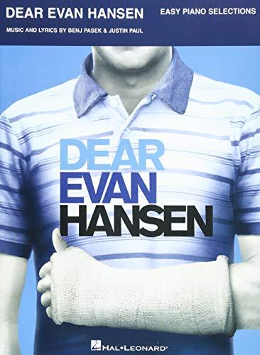 Dear evan hansen - easy piano selections piano