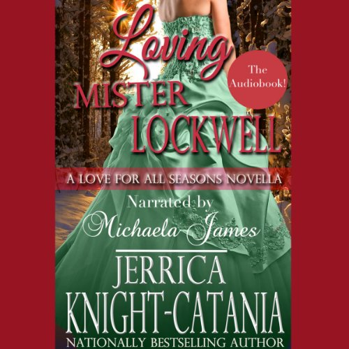 Loving Mr. Lockwell audiobook cover art