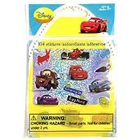 カーズ キラキラ104ステッカー2 11527【Cars シール ステッカー 知育玩具 おもちゃ インポート】【即日・翌日発送】