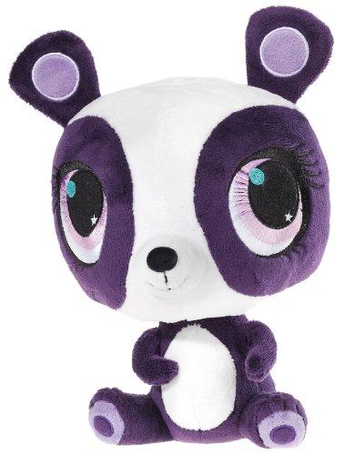 Heunec Littlest Pet Shop 584372 Penny - Oso Panda de Peluche (25 cm)