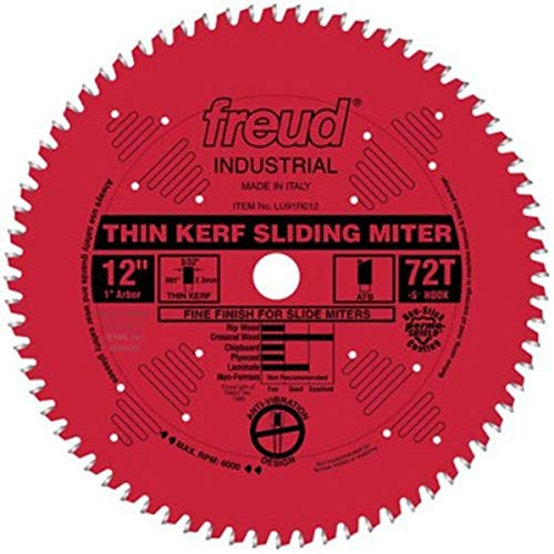 Freud LU91R012 Miter Saw Blade