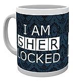 GB Eye, Sherlock, Sherlocked Dark, Tazza