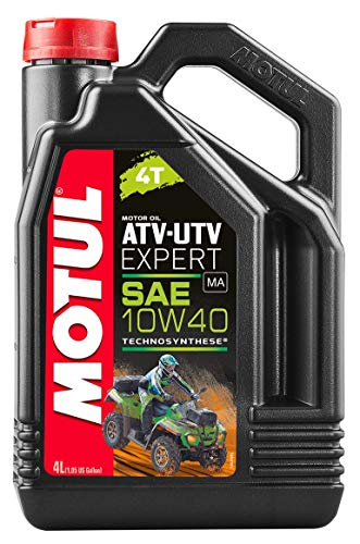 Aceite para motor MOT 10W40 4T 4L.