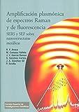 Amplificación plasmónica de espectros Raman y de fluoresce