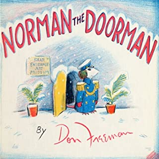 Norman the Doorman cover art