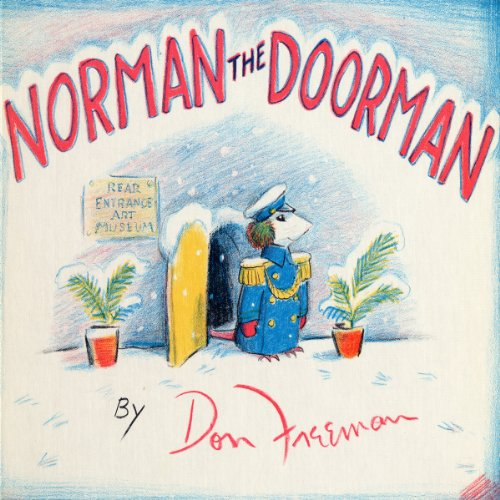 Norman the Doorman audiobook cover art