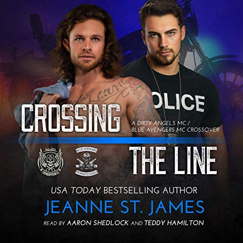 Crossing the Line cover art
