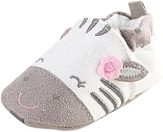 Infant Girl Toddler Shoes,Kimanli Baby Cartoon Soft Sole Cotton Cloth Shoes