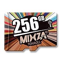 MIXZAファッションエディションU3クラス10 256ギガバイトtfマイクロメモリカード用デジタル一眼レフデジタルカメラmp3 HIFIプレーヤーテレビボックススマートフォン