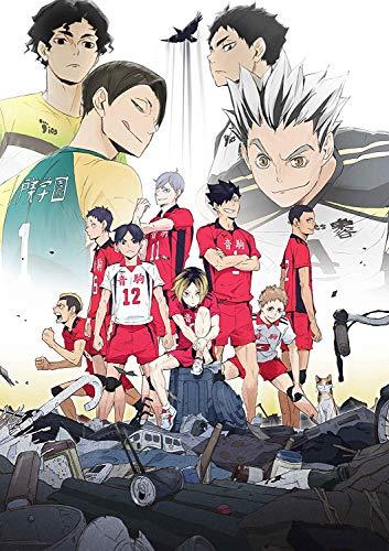 【初回限定特典あり】OVA『ハイキュー‼ 陸 VS 空』 [Blu-ray] (スリーブケース仕様) (複製原画ポストカードセット封入) (スペシャルリーフレット封入)
