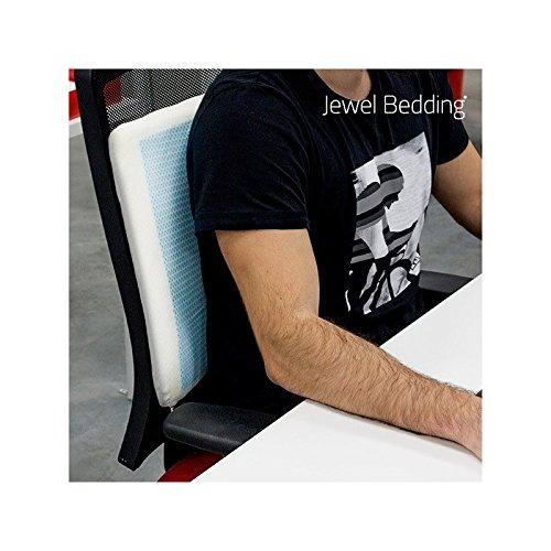Jewel Bedding Cojín Viscoelástico con Gel