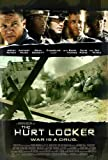 Pop Culture Graphics The Hurt Locker Poster Movie E 11x17 Jeremy Renner Anthony Mackie Brian Geraghty Guy Pearce