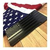 JASS GRAPHIX Almost Invisible Hidden American Flag License...