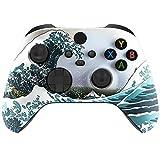eXtremeRate Cover Custodia Ricambio per Xbox Series X S Controller Scocca Copertura Anteriore Shell...