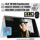 2020 Newest HP Spectre x360 2 in 1 Laptop 13.3' 4K UHD...