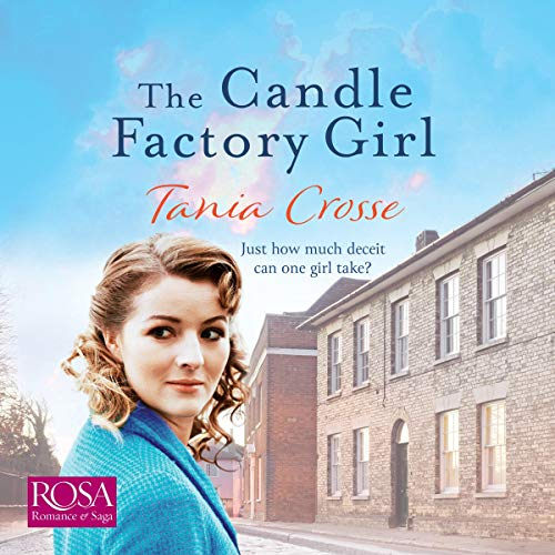 The Candle Factory Girl cover art