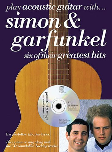 Partition : Simon And Garfunkel Play Guit. Acous. With