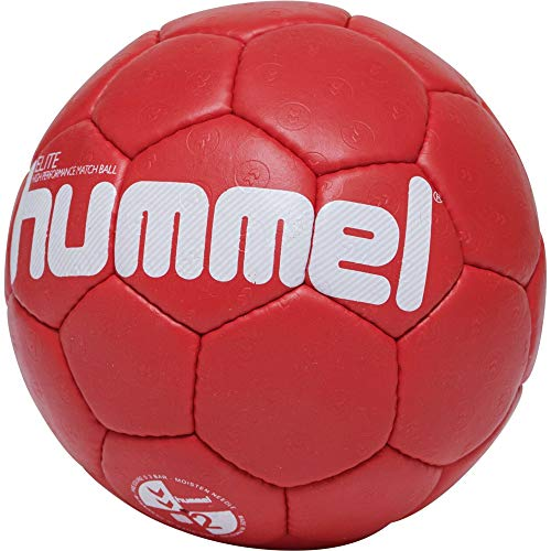 Hummel HMLELITE-Handball Sport, Rot/Weiß, 3