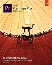 Adobe Premiere Pro Classroom in a Book (2020 release)