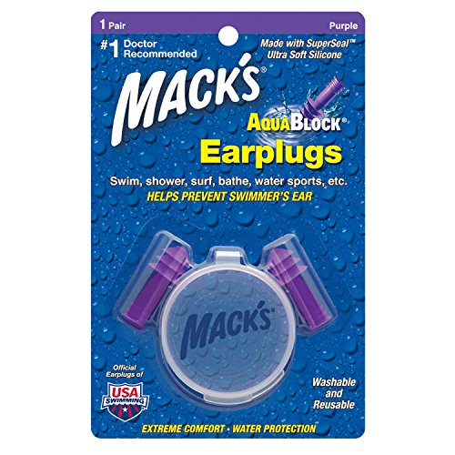 Best Earplugs For Swimming With Perforated Eardrum