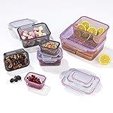 Zoom IMG-1 gourmetmaxx set di 7 contenitori