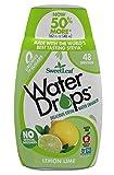 SweetLeaf WaterDrops, Lemon Lime, 1.62 Fl Oz (Pack of 1)...