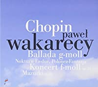 Ballade in G Minor / Piano Concerto in F Minor by Chopin (2011-01-10)