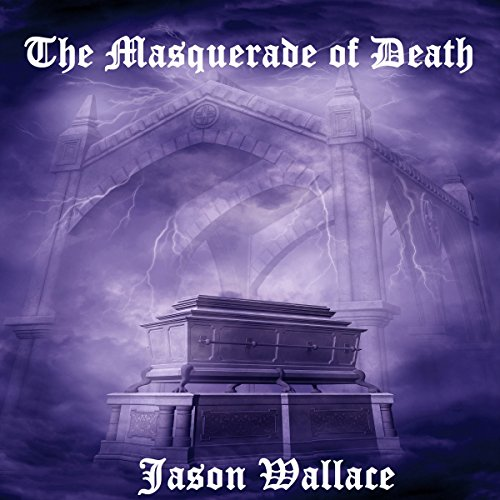 The Masquerade of Death audiobook cover art