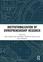 Institutionalization of Entrepreneurship Research
