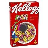 Kellogg's Froot Loops Cerealien | Einzelpackung | 375g -
