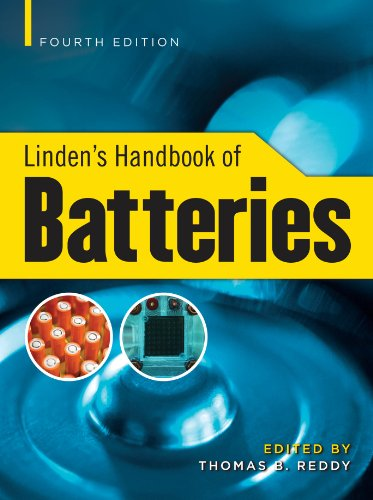 Linden's Handbook of Batteries, 4th Edition (English Edition)