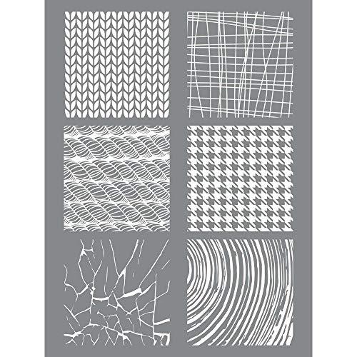 Stampino 11,4 x 15,3 cm per Plastilina FIMO - Materiale