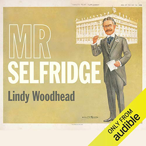 Mr Selfridge cover art
