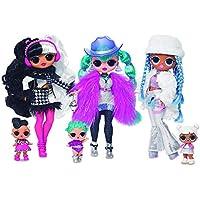 LOL Surprise - Top Secret Dolls - Winter Edition - Modelos Surtidos (Giochi Preziosi LLU96000)