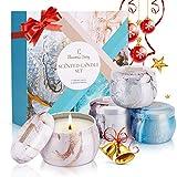 Velas Perfumadas, Regalo de Navidad, Eleanore's Diary Velas Aromaticas Decorativas, Velas de Cera de...