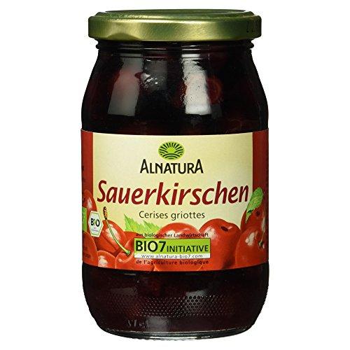 Alnatura Bio Sauerkirschen, 6er Pack (6 x 360 ml)