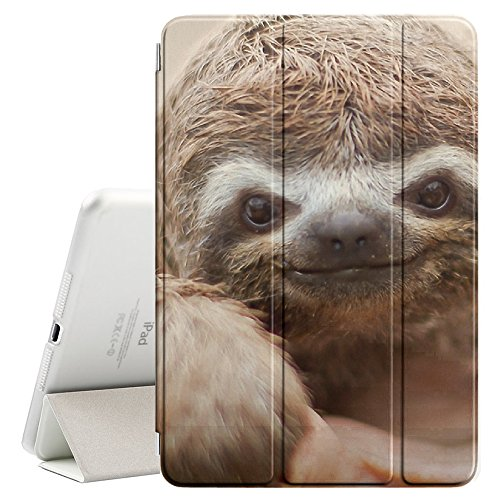 FJCases Sloth Animal Smart Cover St…