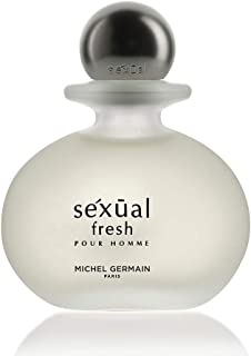 Michel Germain Sexual Fresh Eau De Toilette Spray 2.5 Oz/ 75 Ml for Men By 2.5 Fl Oz