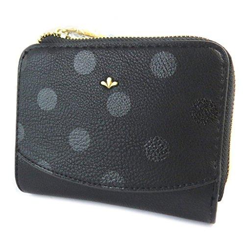 Fiorelli [N9173] - Handtasche mit reißverschluss 'Nica' Schwarze Punkte - 11.5x9x3 cm.