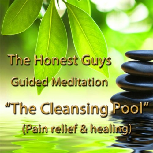 Pain Relief & Healing Guided Meditation: The Cleansing Pool