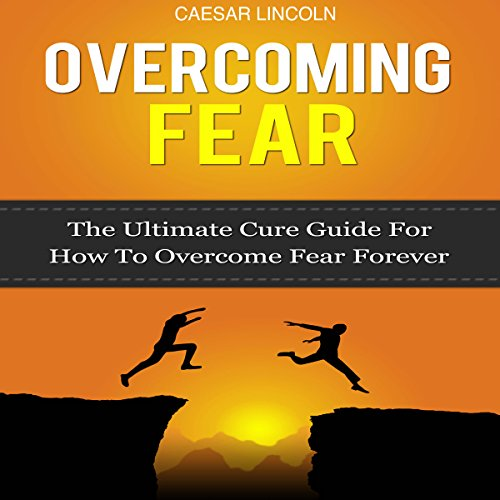 Overcoming Fear audiobook cover art