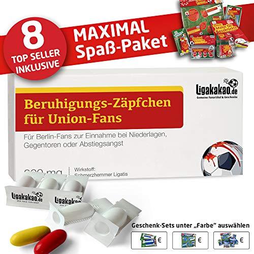 Alles für Union-Fans by Ligakakao.de vereins-Fahne ist jetzt das MAXIMAL SPAß Paket
