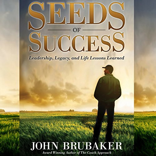 Seeds of Success audiobook cover art