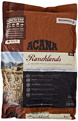 ACANA Ranchlands Comida para Gatos - 5400 gr ✅