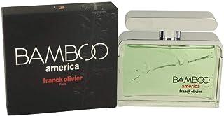Franck Olivier Bamboo America For Men - Eau de Toilette, 75 ml